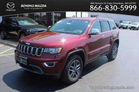 2019 Jeep Grand Cherokee for sale at Bening Mazda in Cape Girardeau MO