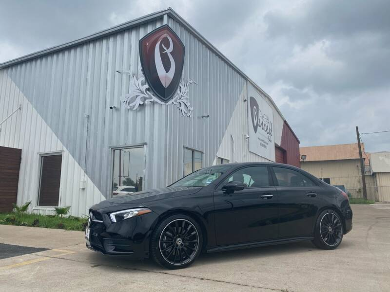 2019 Mercedes-Benz A-Class for sale at Barrett Auto Gallery in San Juan TX