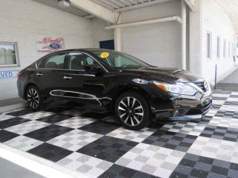 2018 Nissan Altima for sale at McLaughlin Ford in Sumter SC