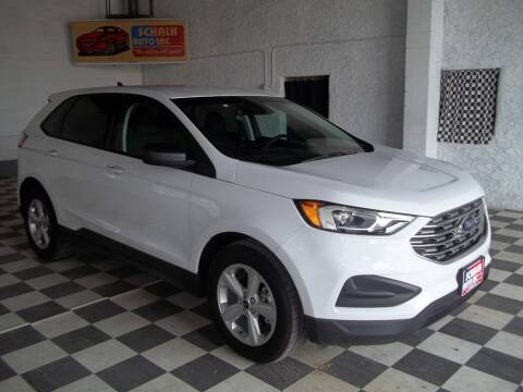 2019 Ford Edge for sale at Schalk Auto Inc in Albion NE