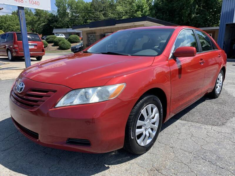 2009 Toyota Camry for sale in Monroe, NC