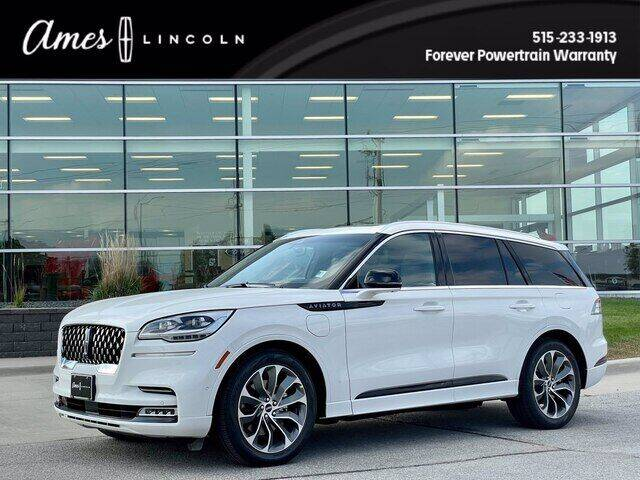 2022 Lincoln Aviator for sale in Ames, IA