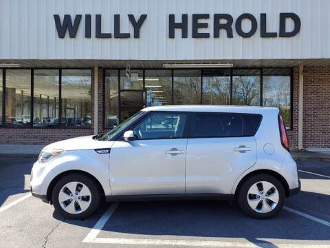 2016 Kia Soul for sale at Willy Herold Automotive in Columbus GA