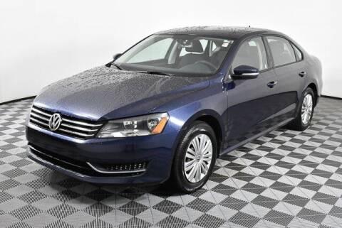 2014 Volkswagen Passat for sale at Southern Auto Solutions - Georgia Car Finder - Southern Auto Solutions-Jim Ellis Volkswagen Atlan in Marietta GA