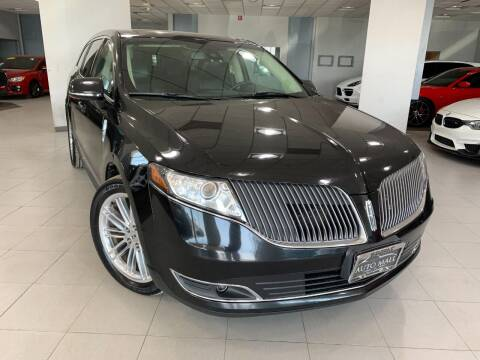 2015 Lincoln MKT for sale at Auto Mall of Springfield in Springfield IL