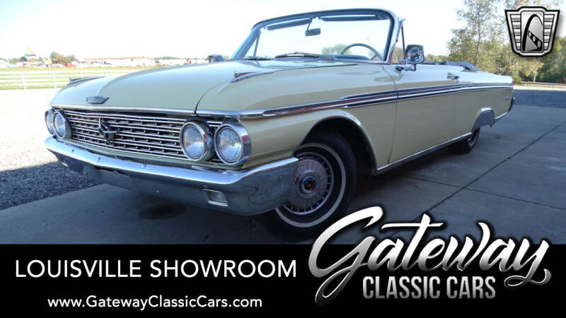 1962 Ford Galaxie for sale in Memphis, IN