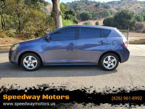 2009 Pontiac Vibe for sale at Speedway Motors in Glendora CA