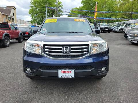 2015 Honda Pilot for sale at Elmora Auto Sales in Elizabeth NJ