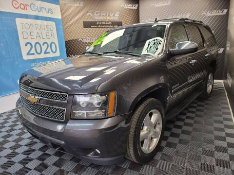 2010 Chevrolet Tahoe for sale at X Drive Auto Sales Inc. in Dearborn Heights MI