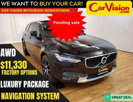 2018 Volvo V90 Cross Country for sale at Car Vision Mitsubishi Norristown in Norristown PA