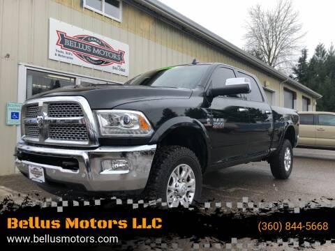2018 RAM Ram Pickup 2500 for sale at Bellus Motors LLC in Camas WA