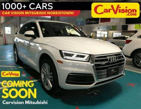 2018 Audi Q5 for sale at Car Vision Buying Center in Norristown PA