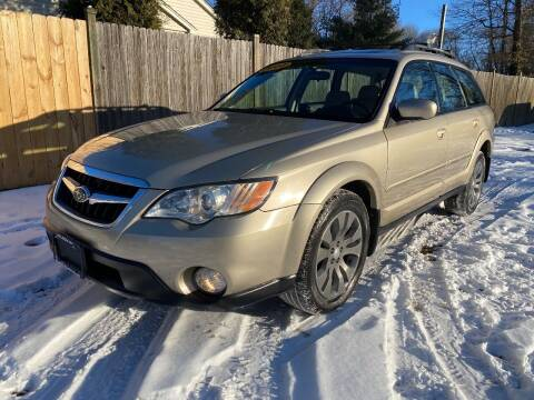 2008 Subaru Outback for sale at ALL Motor Cars LTD in Tillson NY