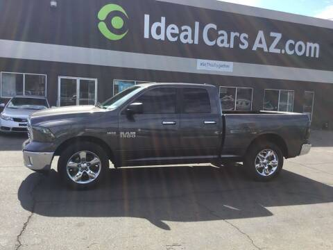 2015 RAM Ram Pickup 1500 for sale at Ideal Cars in Mesa AZ