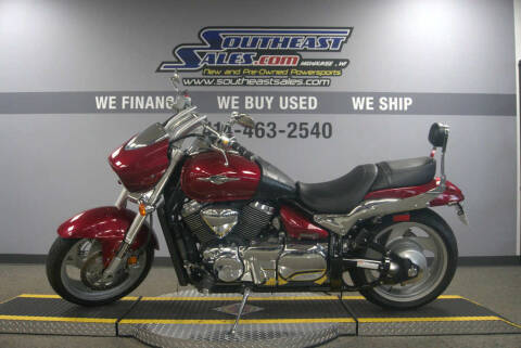 2009 Suzuki Boulevard  for sale at Southeast Sales Powersports in Milwaukee WI
