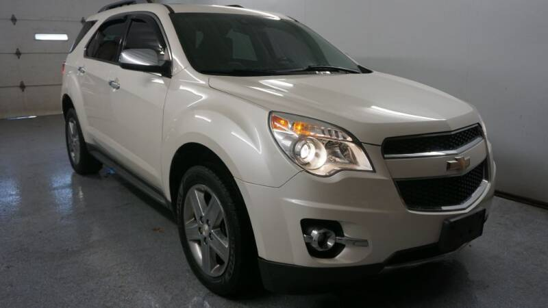 2015 Chevrolet Equinox for sale at World Auto Net in Cuyahoga Falls OH