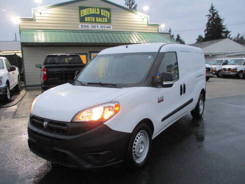2017 RAM ProMaster City Cargo for sale at Emerald City Auto Inc in Seattle WA