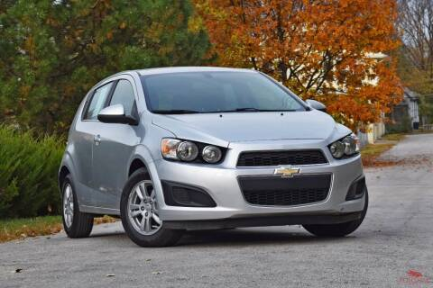 2015 Chevrolet Sonic for sale at Rosedale Auto Sales Incorporated in Kansas City KS