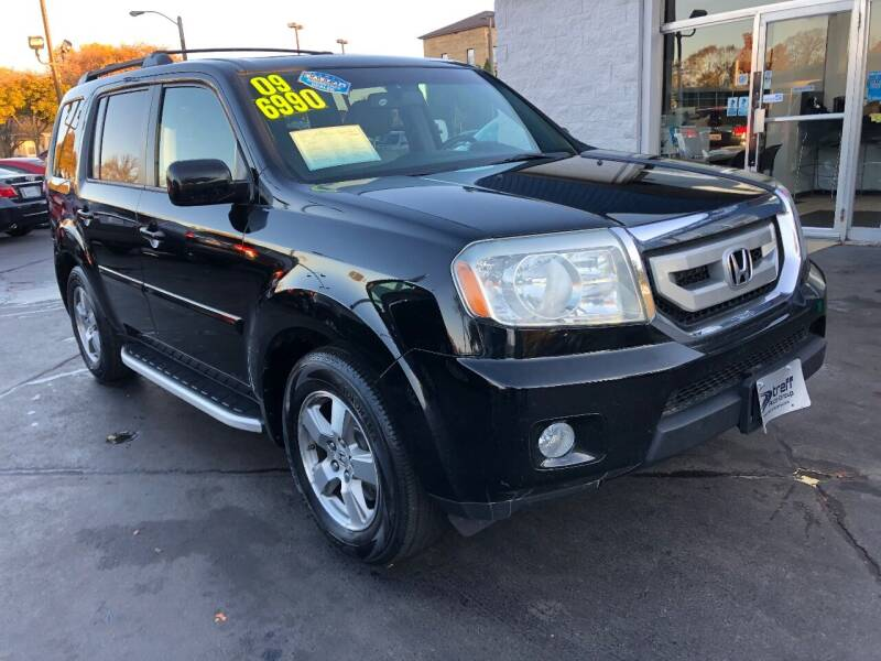 2009 Honda Pilot for sale at Streff Auto Group in Milwaukee WI