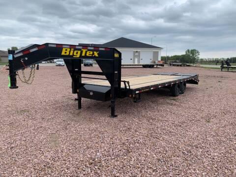 2021 Big Tex 16GN 20+5 Mega Ramps #0503