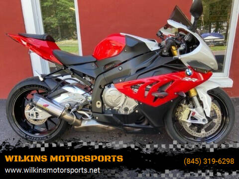 2013 BMW S1000RR for sale at WILKINS MOTORSPORTS in Brewster NY