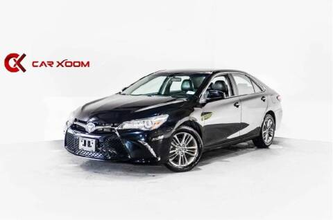 2016 Toyota Camry for sale at CarXoom in Marietta GA