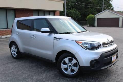 2018 Kia Soul for sale at JZ Auto Sales in Summit IL