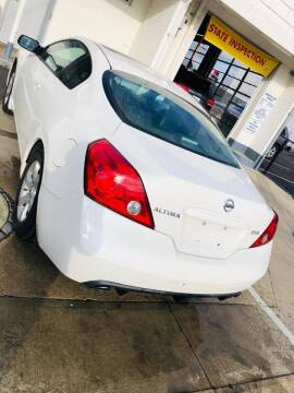 2008 Nissan Altima for sale at Trust Petroleum in Rockland MA