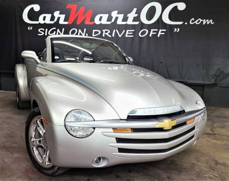 2005 Chevrolet SSR for sale at CarMart OC in Costa Mesa, Orange County CA