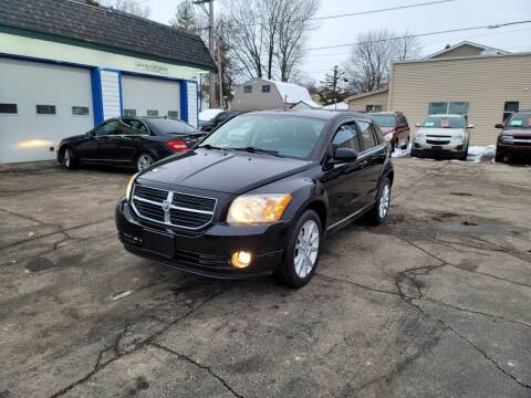 2012 Dodge Caliber for sale at MOE MOTORS LLC in South Milwaukee WI