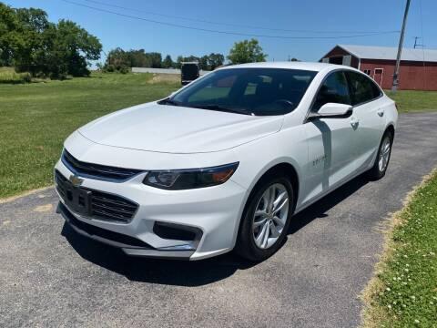 2017 Chevrolet Malibu for sale at Champion Motorcars in Springdale AR