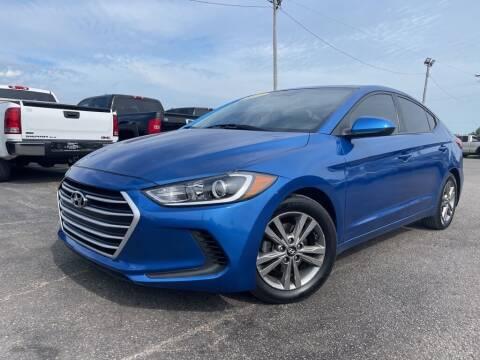 2018 Hyundai Elantra for sale at Superior Auto Mall of Chenoa in Chenoa IL