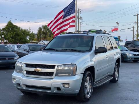 2007 Chevrolet TrailBlazer for sale at KD's Auto Sales in Pompano Beach FL