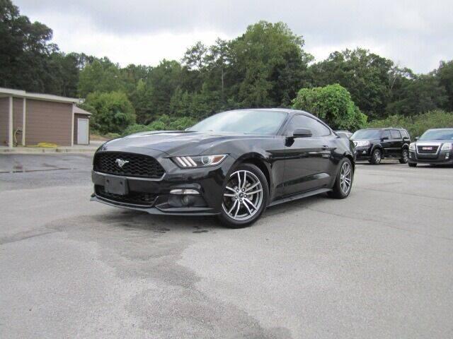 2015 Ford Mustang for sale at Atlanta Luxury Motors Inc. in Buford GA