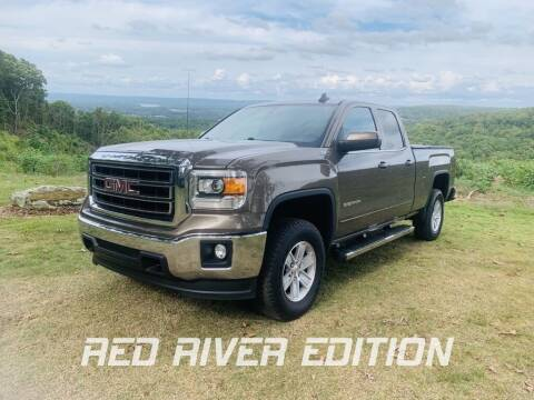 2015 GMC Sierra 1500 for sale at RED RIVER DODGE - Red River of Malvern in Malvern AR