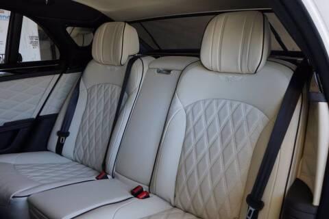 2020 Bentley Mulsanne