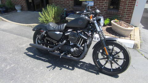 2020 Harley-Davidson Sportster XL883N for sale at Vans Of Great Bridge in Chesapeake VA