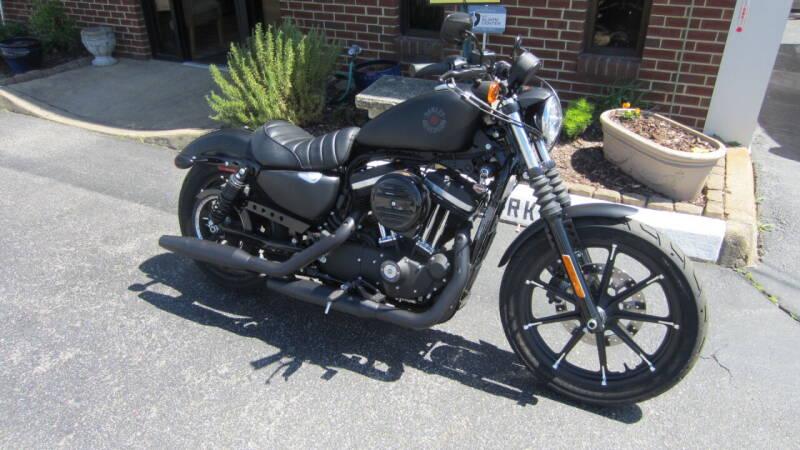 2020 Harley-Davidson Sportster XL883N for sale at Vans Of Great Bridge in Chesapeake VA