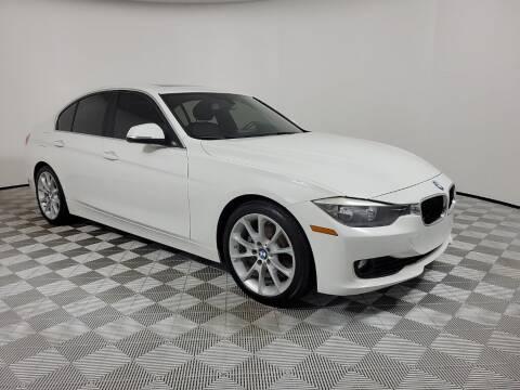 2015 BMW 3 Series for sale at Infiniti Stuart in Stuart FL