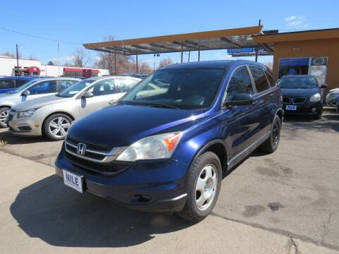 2011 Honda CR-V for sale at Nile Auto Sales in Denver CO