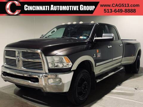 2010 Dodge Ram Pickup 3500 for sale at Cincinnati Automotive Group in Lebanon OH