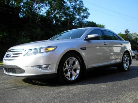2010 Ford Taurus for sale at Auto Brite Auto Sales in Perry OH