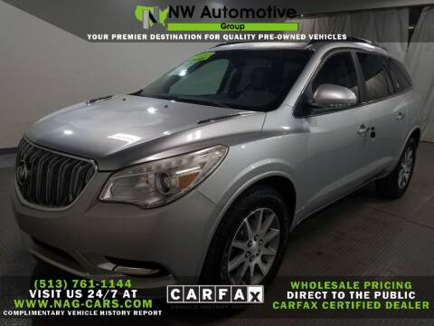 2014 Buick Enclave for sale at NW Automotive Group in Cincinnati OH