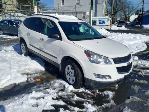 2012 Chevrolet Traverse for sale at Blackbull Auto Sales in Ozone Park NY