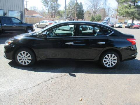 2017 Nissan Sentra for sale at Home Street Auto Sales in Mishawaka IN