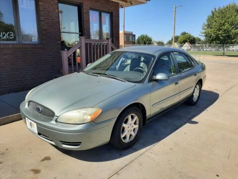 2006 Ford Taurus for sale at CARS4LESS AUTO SALES in Lincoln NE