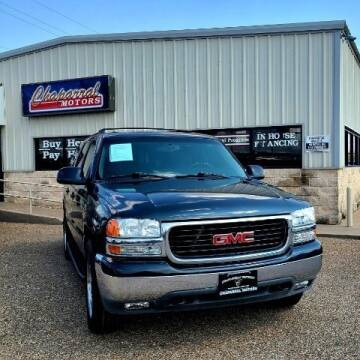2003 GMC Yukon XL for sale at Chaparral Motors in Lubbock TX
