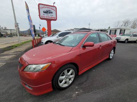 2008 Toyota Camry for sale at Ford's Auto Sales in Kingsport TN