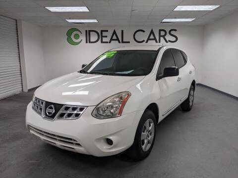 2013 Nissan Rogue for sale at Ideal Cars Broadway in Mesa AZ