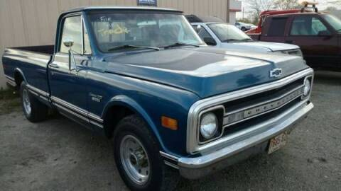 1970 Chevrolet C/K 20 Series for sale at Haggle Me Classics in Hobart IN